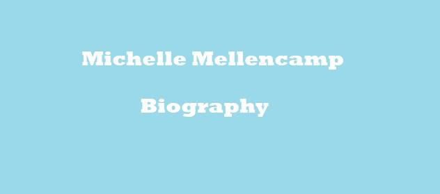Michelle Mellencamp