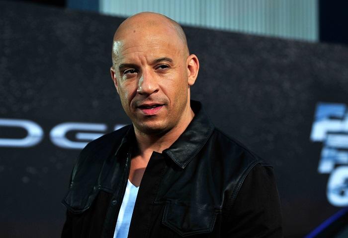 Is Vin Diesel gay?