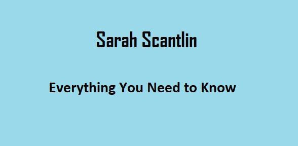 Sarah Scantlin