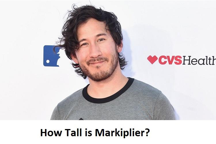 How Tall is Markiplier?